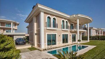 پروژه مسکونی ویلایی 5 Beylikduzu