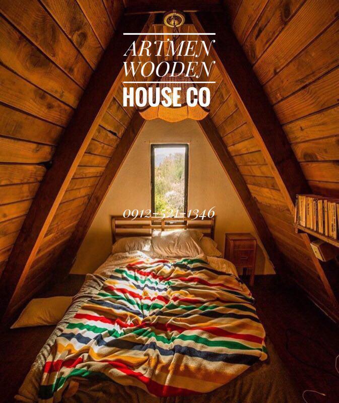 10مرحله برای طراحی یک خانه چوبی