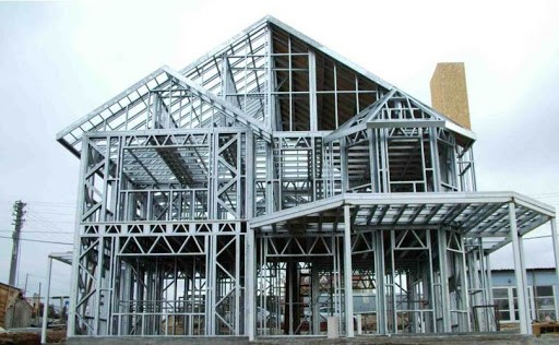 آشنایی کامل با ساختمان پیش ساخته lsf
