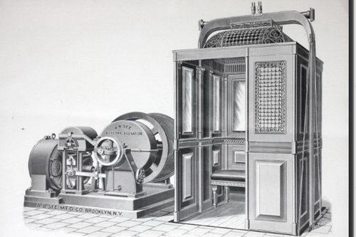آسانسور یکی از قدیمیترین تجهیزات صنعتی است