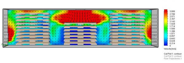 شبیه سازی و بهینه سازی مصرف انرژی وجریان هوا در خشک کن آجر