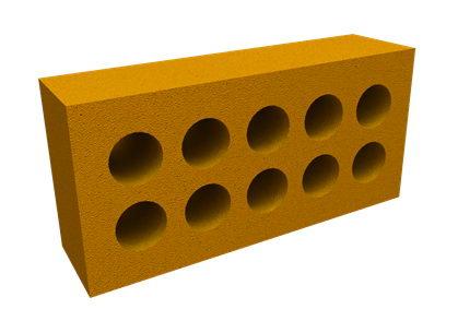آجر یکی از مهمترین اجزای ساختمان است