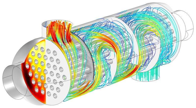 انجام پایان نامه پروژه با فلوئنت سیال های غیر نیوتنی انتقال حرارت جابجایی آزاد اجباری ترکیب انتقال حرارت جابجایی هدایتی انتقال حرارت تشعشعی مدل فریم چرخان