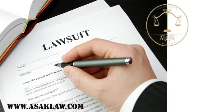 Criminal lawsuits