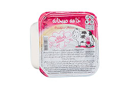 Semi Fat (Light) Pasteurized cream 100 gr