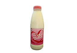 Pasteurized Low fat Milk Enriched with Omega 3