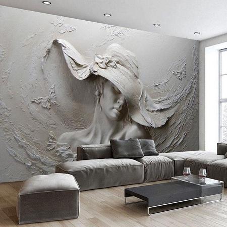 کاغذ دیواری 3d
