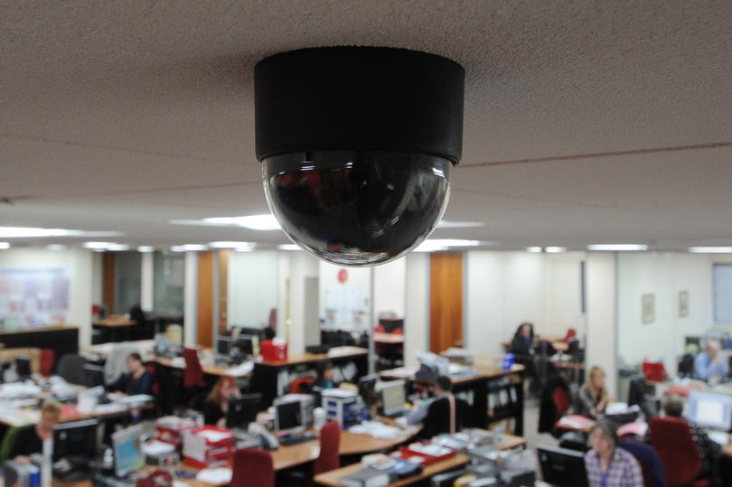 قوانین نصب دوربین مدار بسته در محل کار