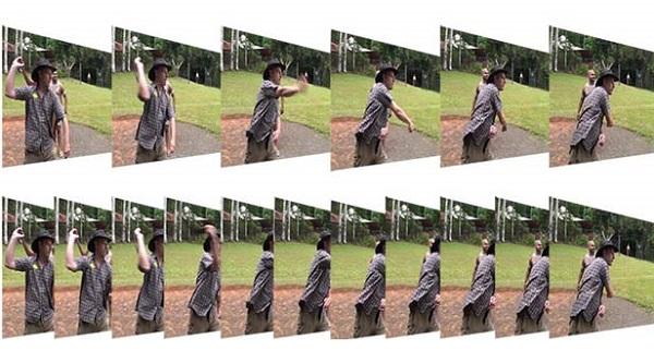 مقایسه یک تصویر گرفته شده با دو حالت 30 فریم و 60 فریم در ثانیه