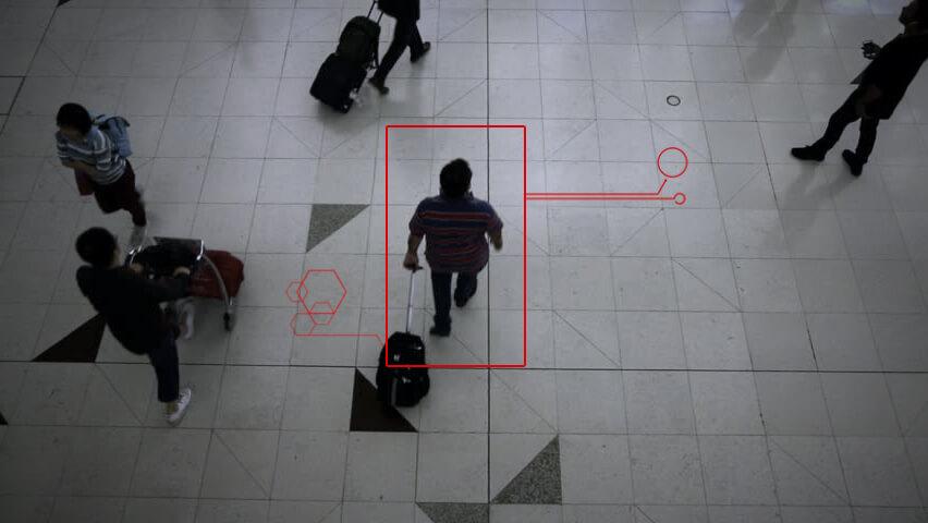 تعقیب افراد با استفاده از تکنولوژی vca
