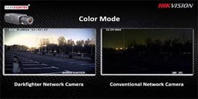 تکنولوژی Darkfighter در دوربین مداربسته