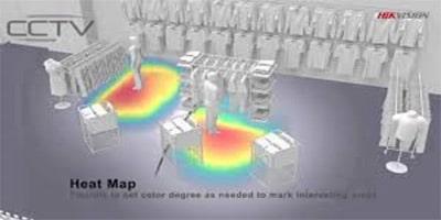 تکنولوژی Heat Map