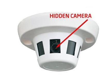 آشنایی با دوربین مداربسته مخفی