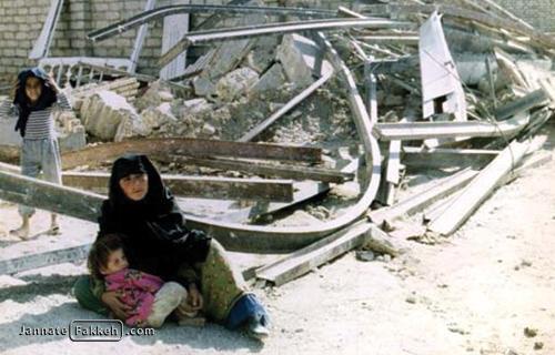 سالروز حمله حزب بعث به مهران
