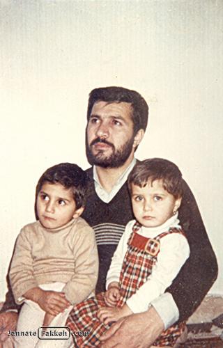 شهید حسن احسانینژاد