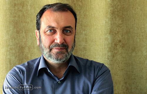 خبرنگار حسن شمشادی