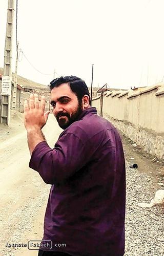 شهید مدافع وطن جواد تیموری