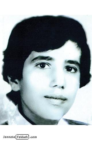 نوجوانی شهید علی هاشمی