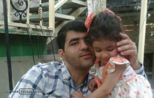 شهید مدافع حرم حسین دارابی