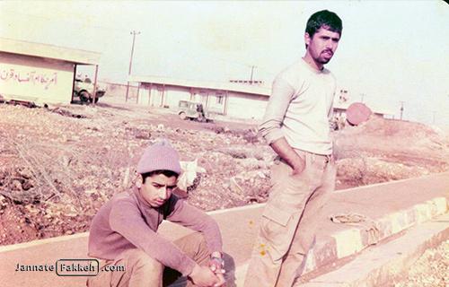 شهید محسن توحیدی منفرد