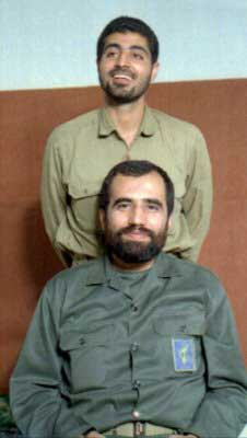 شهید سردار علی هاشمی