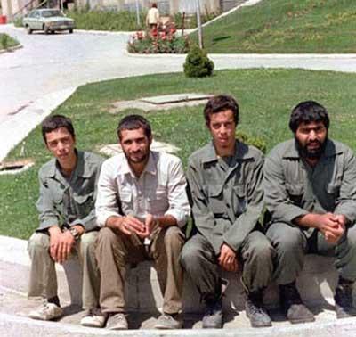 سرلشکر محمد باقری در دوران دفاع مقدس