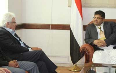 انتقاد صنعاء از چرخش «گریفیتس» در دور باطل