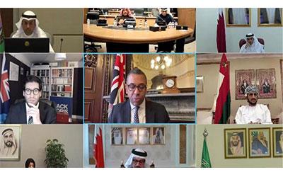 نشست عربی-انگلیسی درباره ایران و منطقه