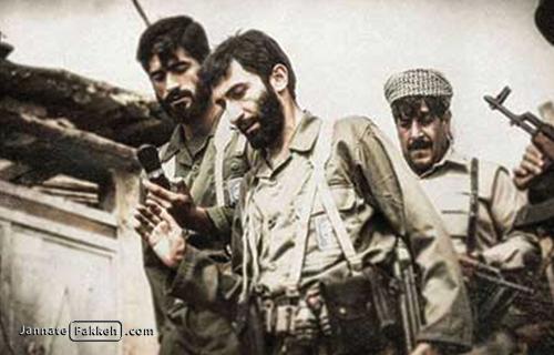 احمد متوسلیان؛ ایستاده بر تاریخ
