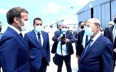 الشرقالاوسط  «ماکرون» مهلت لبنان برای تشکیل دولت را تا پنجشنبه تمدید کرد