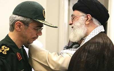 سرلشکر باقری چگونه به ریاست ستاد کل نیروهای مسلح انتخاب شد؟