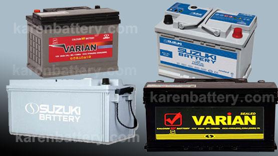 باتری خودرو سبک و سنگین