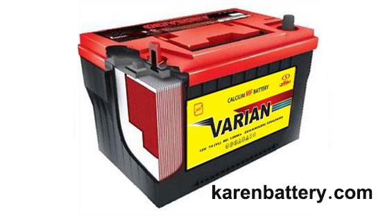 مقاومت داخلی باتری خودرو