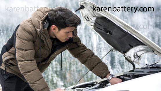 نگهداری باتری خودرو