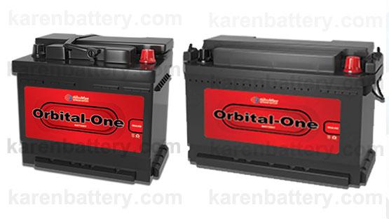 باتری اوربیتال