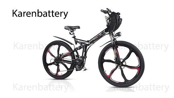 باتری هیبریدی ودوچرخه برقی