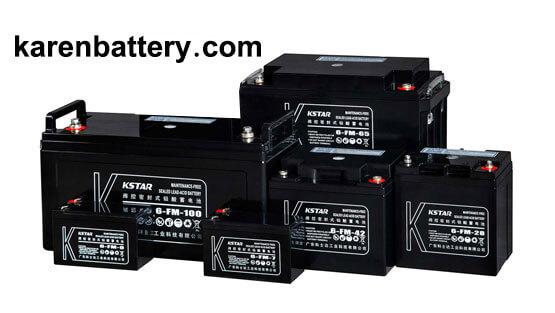 انواع باتری یو پی اس