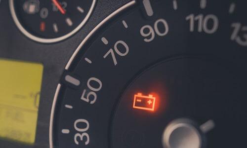 شارژ باتری خودرو