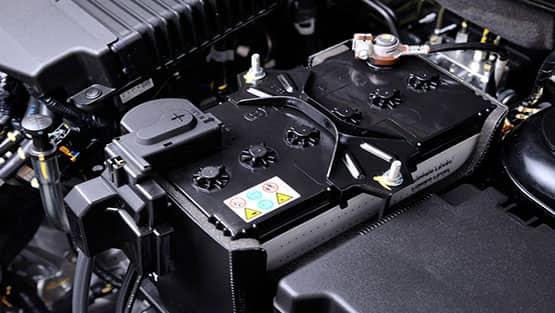 سوخت باتری ماشین