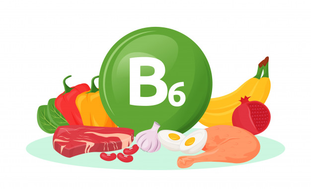 منابع ویتامین b6