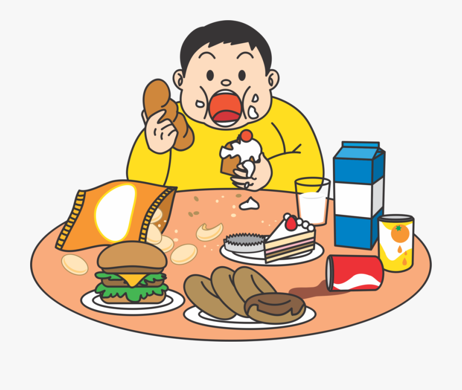 پرخوری چیست؟ مضرات پرخوری و چاقی