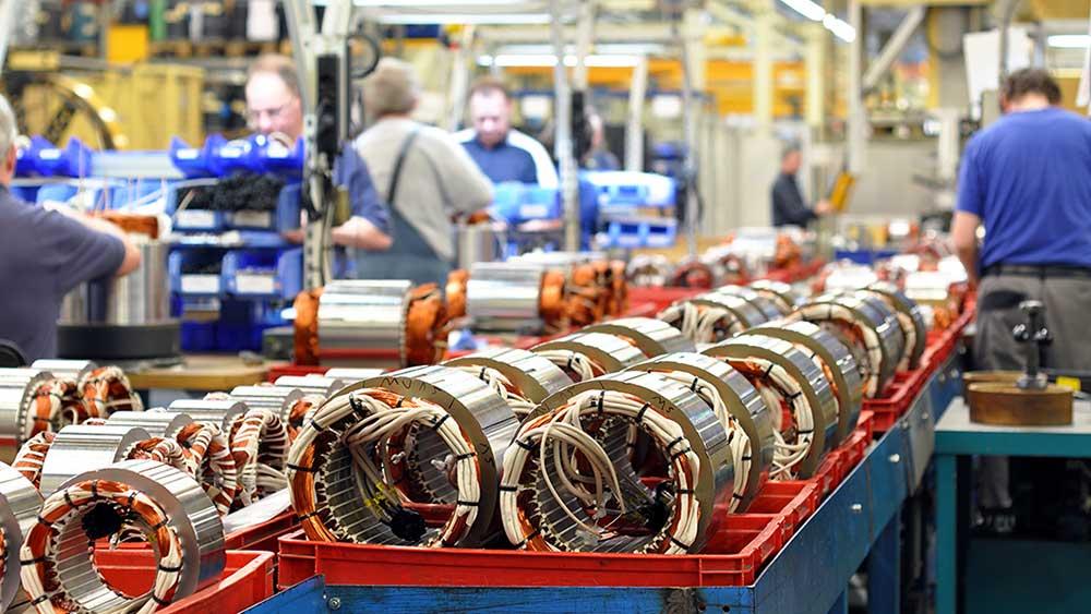 جهانی شدن تولید