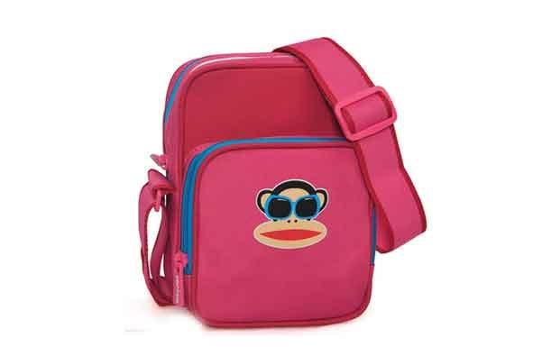 یک کیف صورتی زیبا و مناسب کودکان