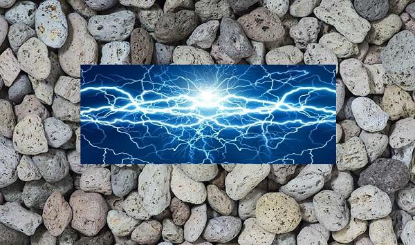 پوکه معدنی مقاوم در برابر الکتریسیته