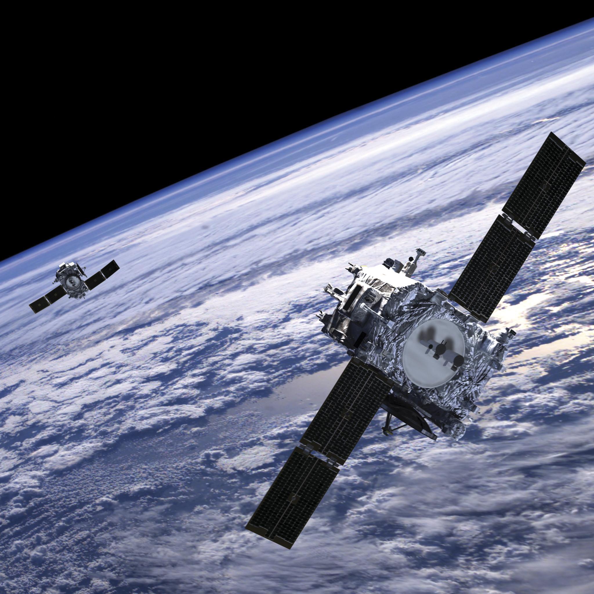سامانه موقعیت یاب جهانی (GPS)