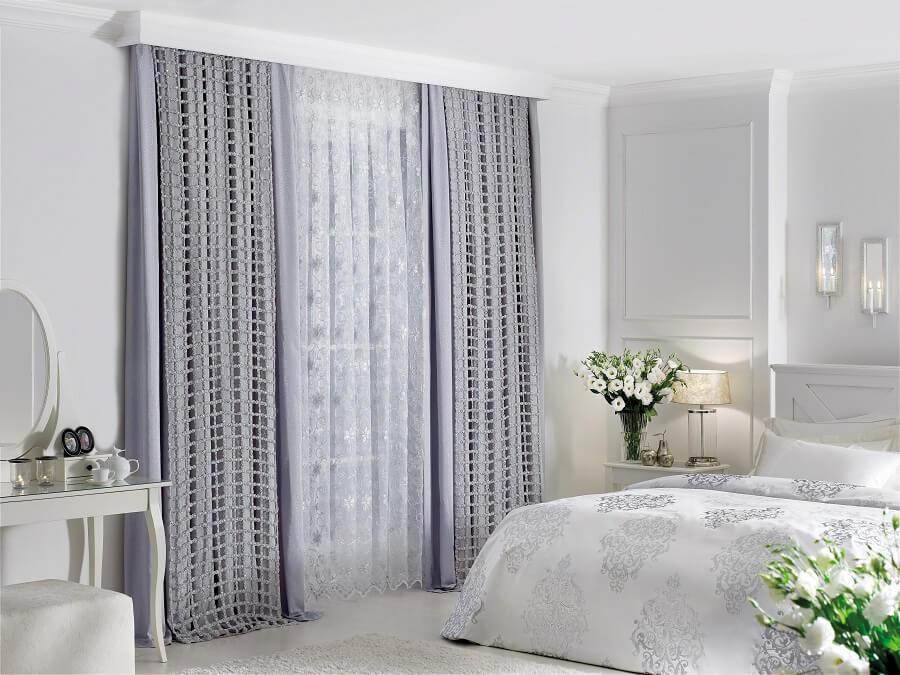 بهترین و جدیدترین ایده ها برای پرده اتاق خواب عروس