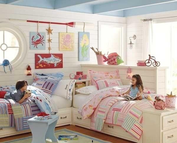 بهترین ایده ها برای پرده اتاق خواب پسرانه و دخترانه