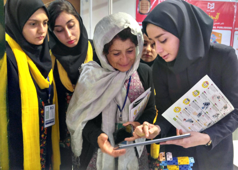 سما آریا نیک در اولین کنگره بین المللی و پنجمین کنگره ملی آموزش و سلامت کودکان پیش از دبستان