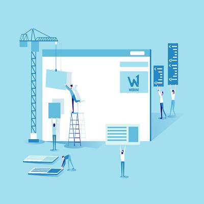 مراحل طراحی سایت فوری