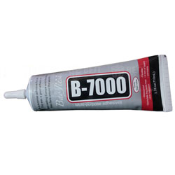 B-7000 Glue 3.7fl.oz Multipurpose Adhesive for DIY Diamond Tool Cellphone LCD Touch Screen Middle Frame Housing